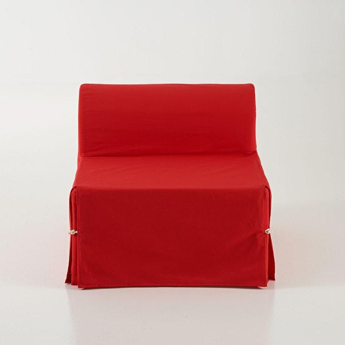 chauffeuse banquette lit bultex dave meeting les petits prix la redoute. Black Bedroom Furniture Sets. Home Design Ideas