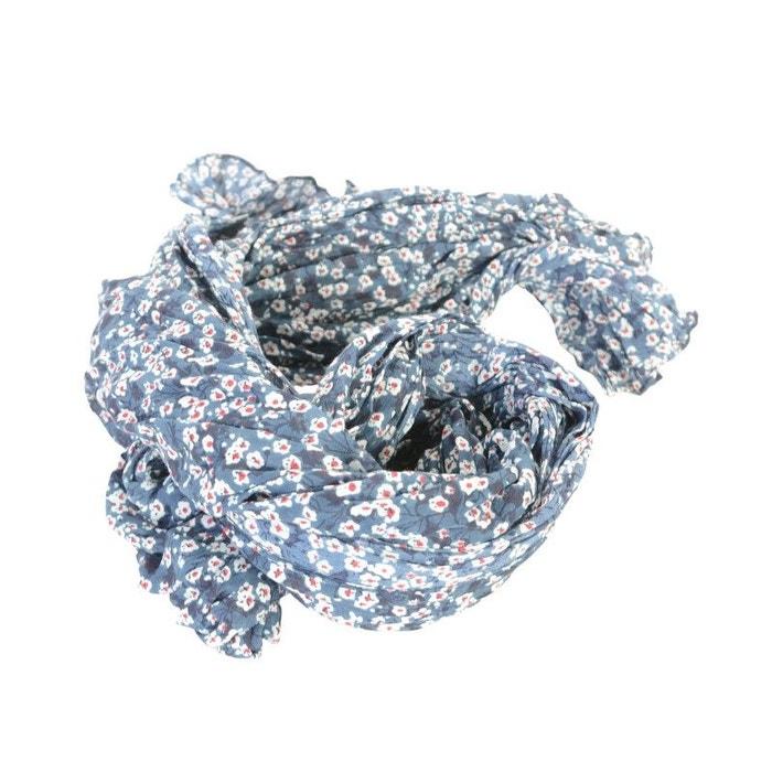 Echarpe kaporal nanji bleu bleu Kaporal 5   La Redoute 48f1000f110