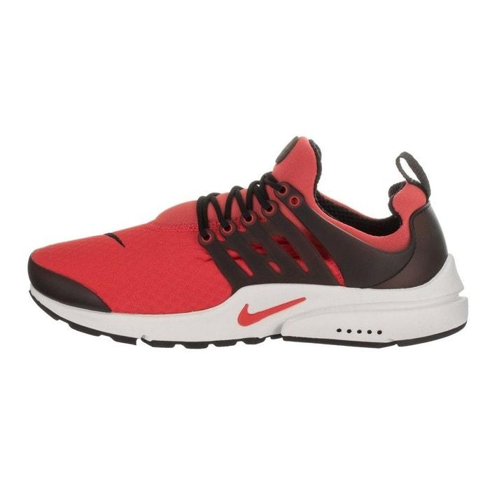 lowest price f3302 8570d Basket air presto essential rouge Nike  La Redoute