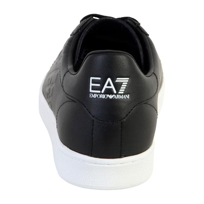 Basket ea7 classic u noir Emporio Armani