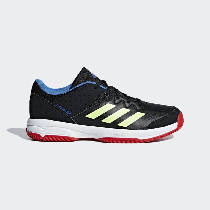 purchase cheap 404cd 58562 Chaussure court stabil jr noir Adidas Performance   La Redoute