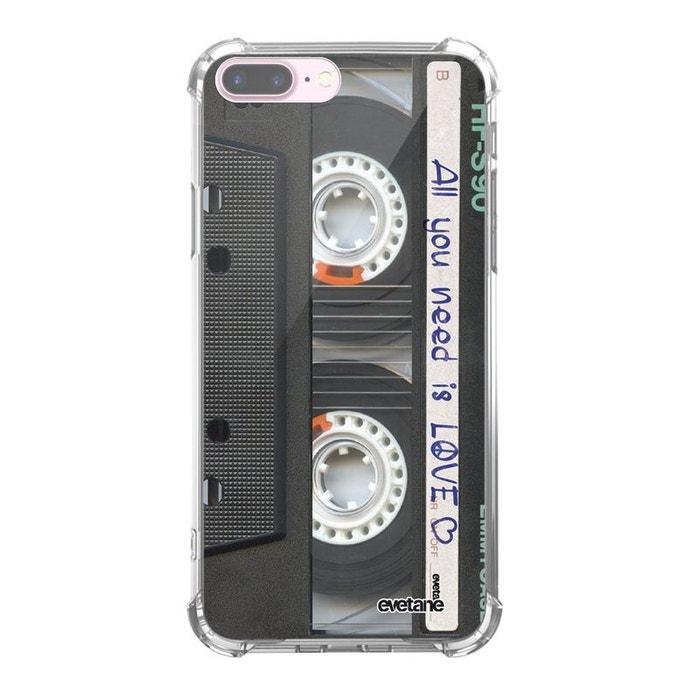 coque iphone 8 plus cassette