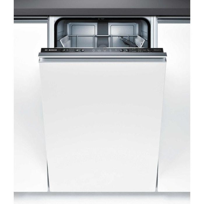 lave vaisselle 45cm tout int grable spv50e70eu bosch n a bosch la redoute. Black Bedroom Furniture Sets. Home Design Ideas
