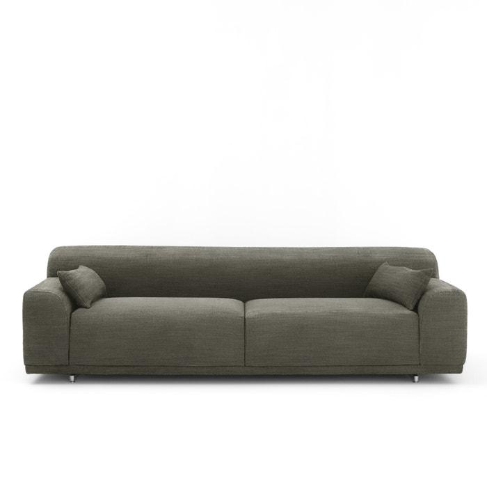 canap fixe 3pl harold lin emmanuel gallina am pm la redoute. Black Bedroom Furniture Sets. Home Design Ideas