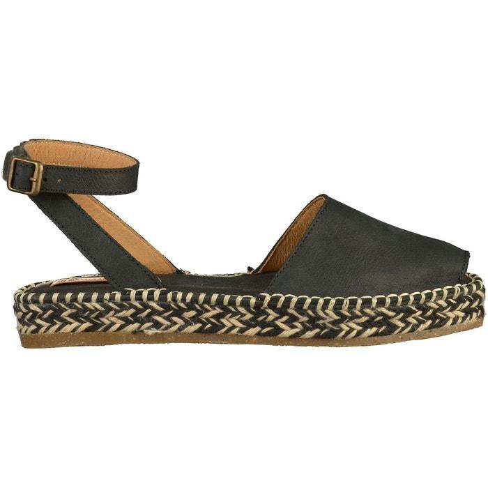 Sandales noir El Naturalista Vente Pas Cher Le Moins Cher xr8fHSy6Y