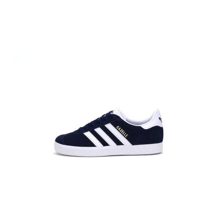 Basket gazelle  bleu Adidas Originals  La Redoute