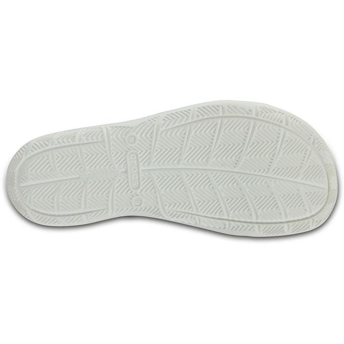 Sandales swiftwater wave marine/blanc Crocs