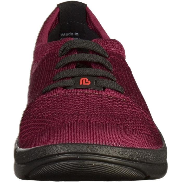 Sneaker bordeaux Berkemann
