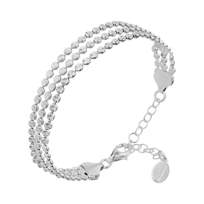 bracelet argent canyon