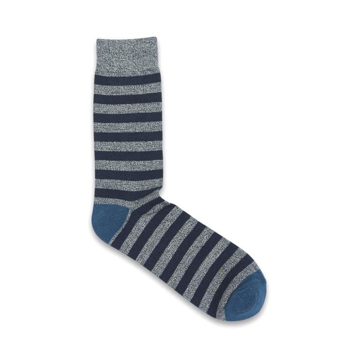 Pack of 4 Pairs of Knee-High Socks