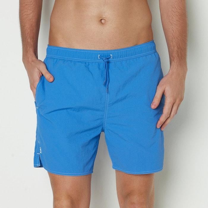 Image Boxer-short de bain uni CASTALUNA FOR MEN