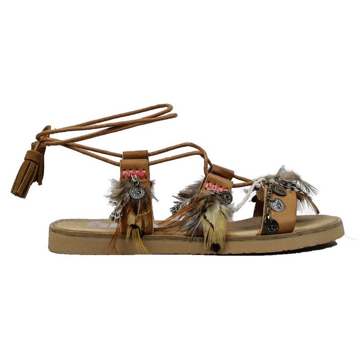 Daikiri Flat Gladiator Sandals  COOLWAY image 0