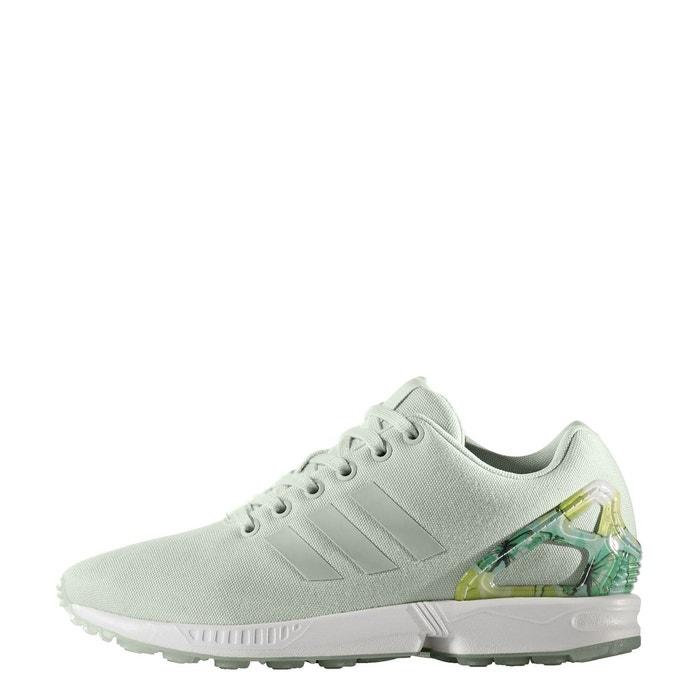 Chaussure zx flux  vert Adidas Originals  La Redoute