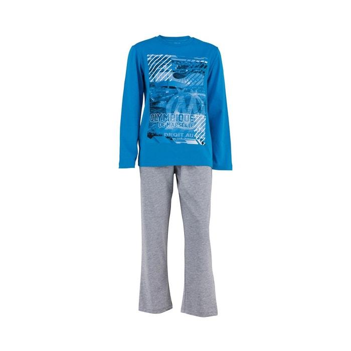a0c9a36d54718 Pyjama om bleu bleu Made In Sport