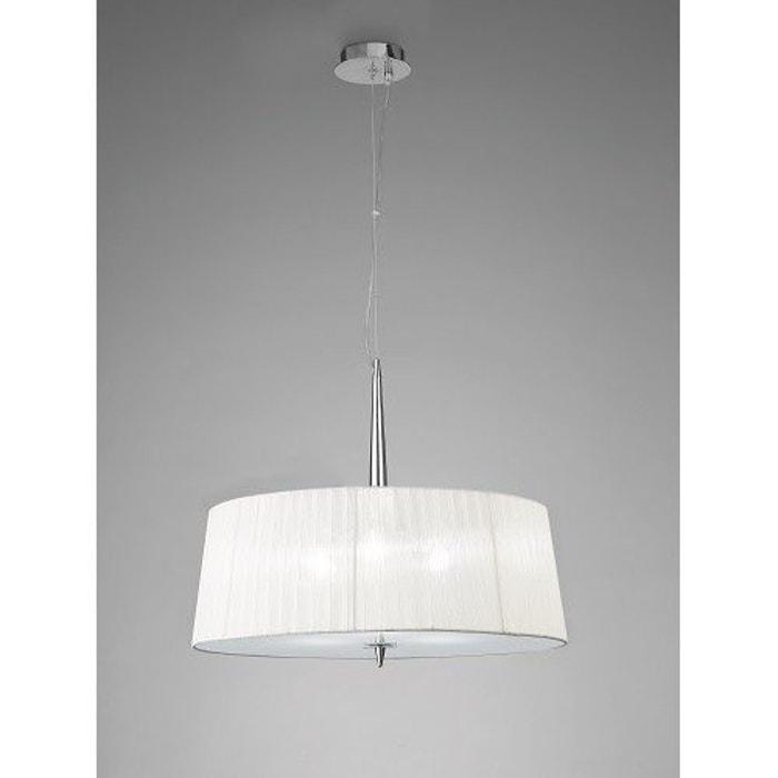 grande suspension design loewe 3 lampes mantra la redoute. Black Bedroom Furniture Sets. Home Design Ideas