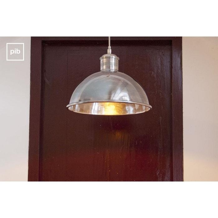 grande suspension banker argent produit interieur brut. Black Bedroom Furniture Sets. Home Design Ideas