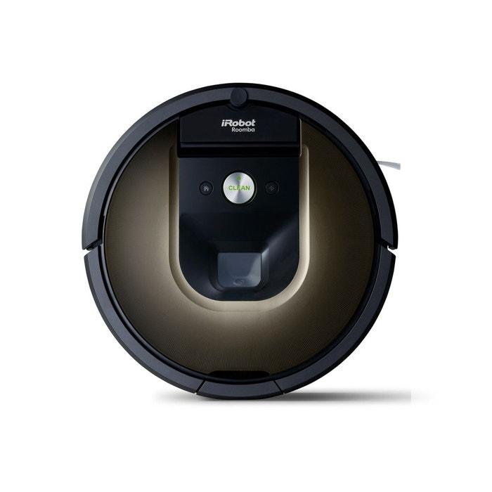 aspirateur robot irobot roomba 980 noir i robot la redoute. Black Bedroom Furniture Sets. Home Design Ideas