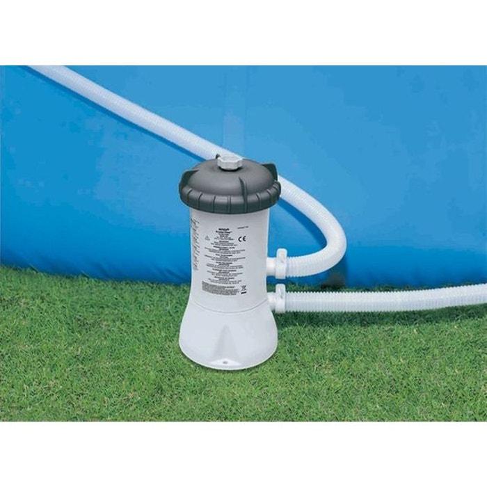 Piscine tubulaire rectangulaire 4 50 x 2 20 x 0 84 m for Liner piscine 4 50 x 1 20