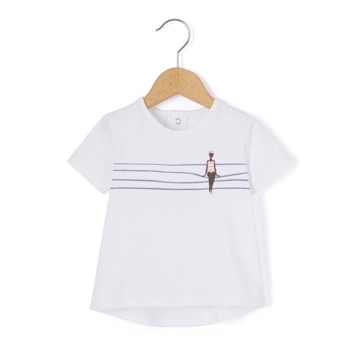 afbeelding T-shirt met zwemster R mini