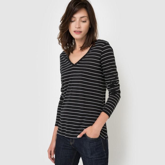 Bild Shirt, weite Form, gestreift R essentiel