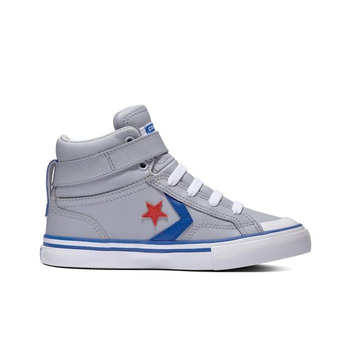 18f65739b Zapatillas de caña alta pro blaze strap gris Converse