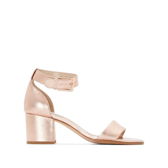 Zapatos de tacón con correa en el tobillo Jaygo  DUNE LONDON image 0