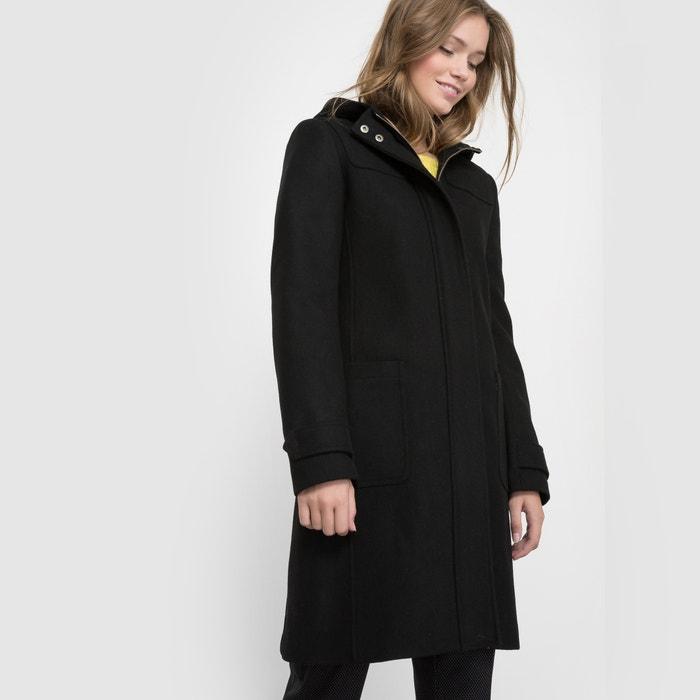 Image Duffle coat à capuche R essentiel