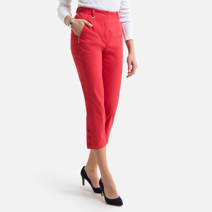 Pantalones Capri De Mujer La Redoute