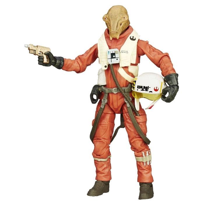 Figurine Deluxe Star Wars Black series : Pilote X-Wing Ello Asty  HASBRO image 0