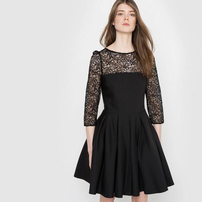robe habillee femme la redoute robes modernes. Black Bedroom Furniture Sets. Home Design Ideas