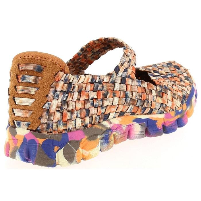 Sandales et nu-pieds coco et abricot v0887a Coco Et Abricot