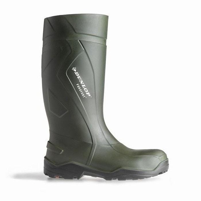 Bottes de sécurité dunlop c762933 purofort+ pour homme  vert Dunlop  La Redoute