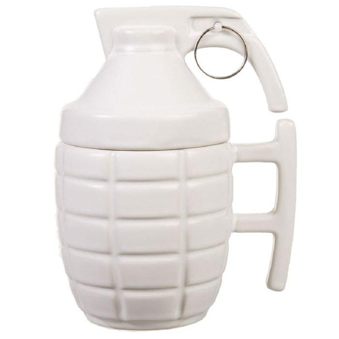 Tasse en céramique Grenade
