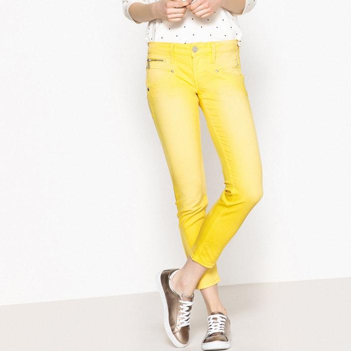 Image Jeans slim Alexa cropped Magic color FREEMAN T. PORTER