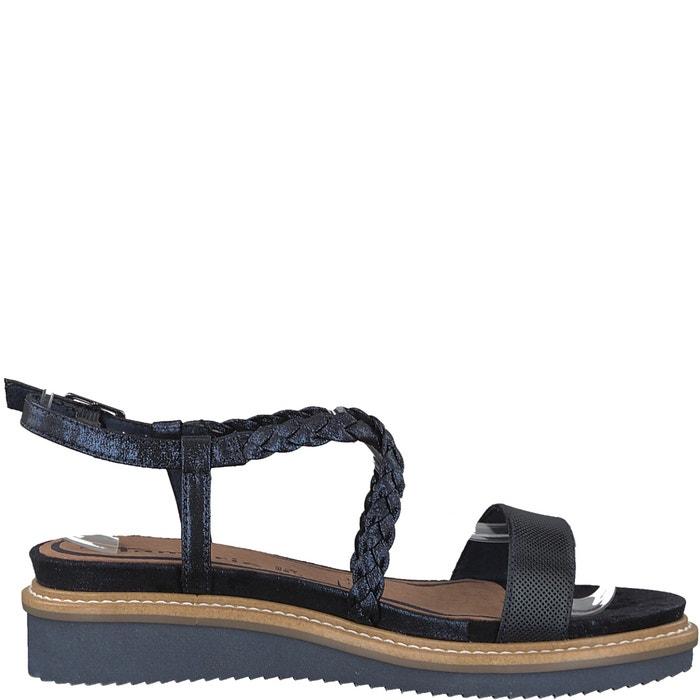 Eda Leather Sandals  TAMARIS image 0
