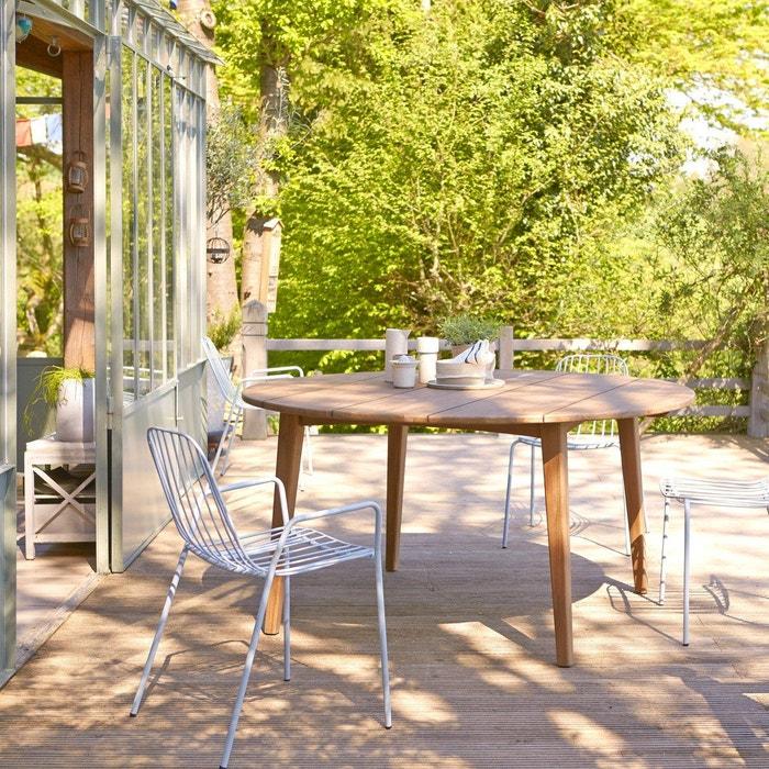 Table de jardin en bois de teck 150 Grasshopper