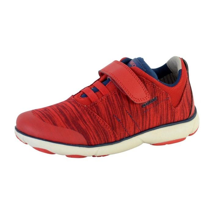 Baskets Geox Nebula Rouge 5QdKX6uu