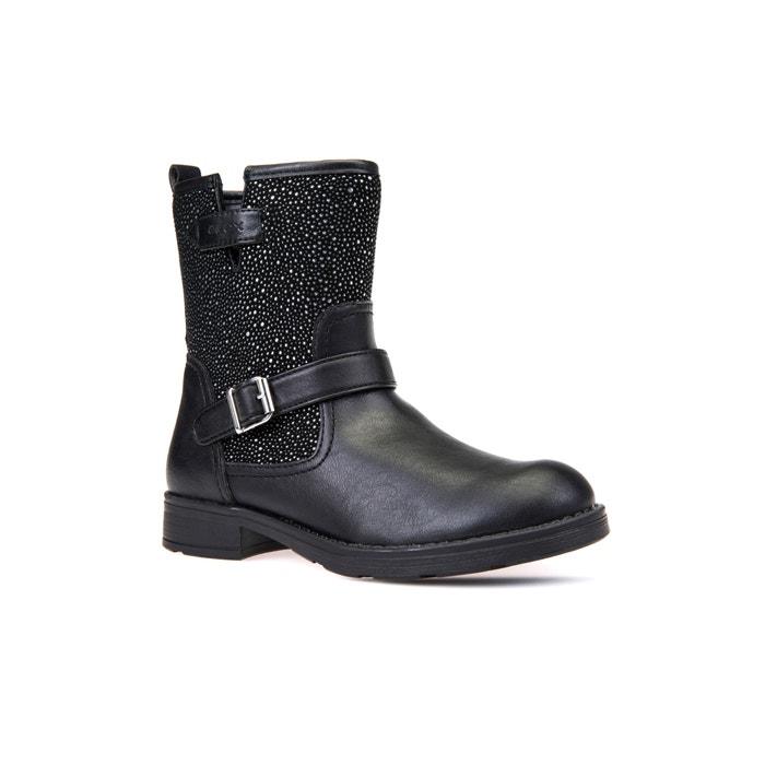Boots sofia noir Geox   La Redoute 042b629a1241