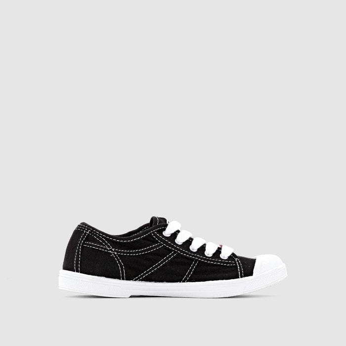"""Bild Flache Sneakers """"LC Basic 02"""" LE TEMPS DES CERISES"""
