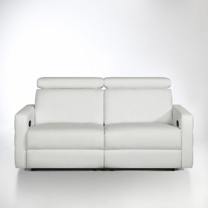 Image Canapé de relaxation cuir, Hyriel La Redoute Interieurs