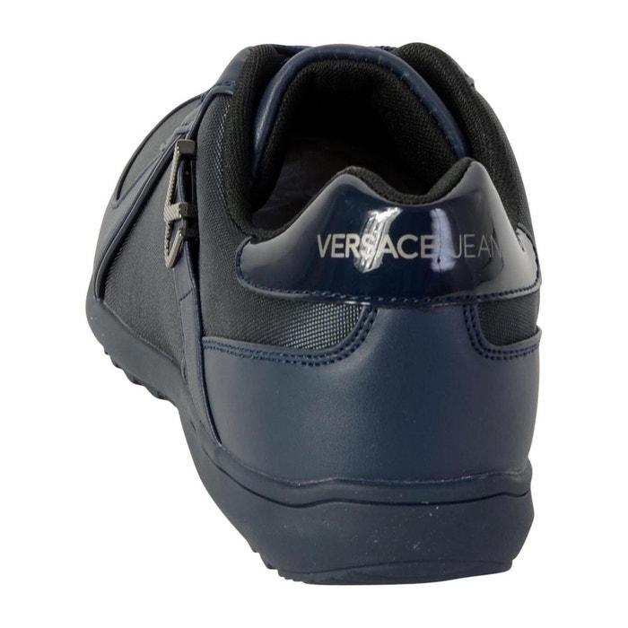 Chaussure linea city bleu Versace