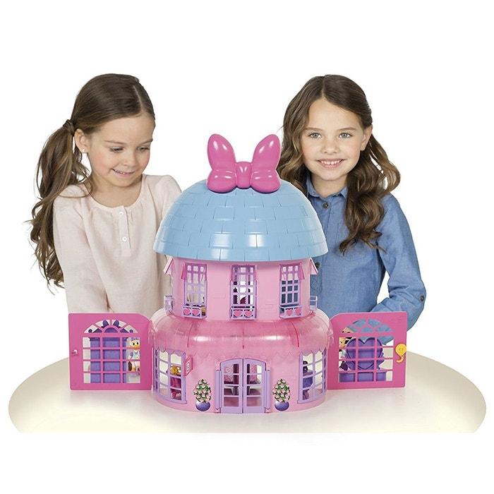IMC TOYS MINNIE - IMC Toys Minnie Fashionista Princesse Fig 10 cm