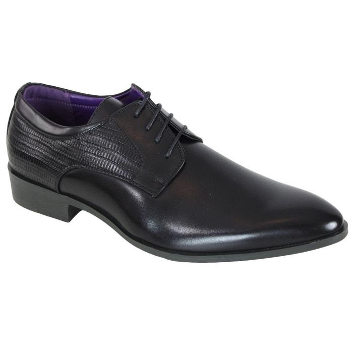 Chaussures elo522 noir Kebello