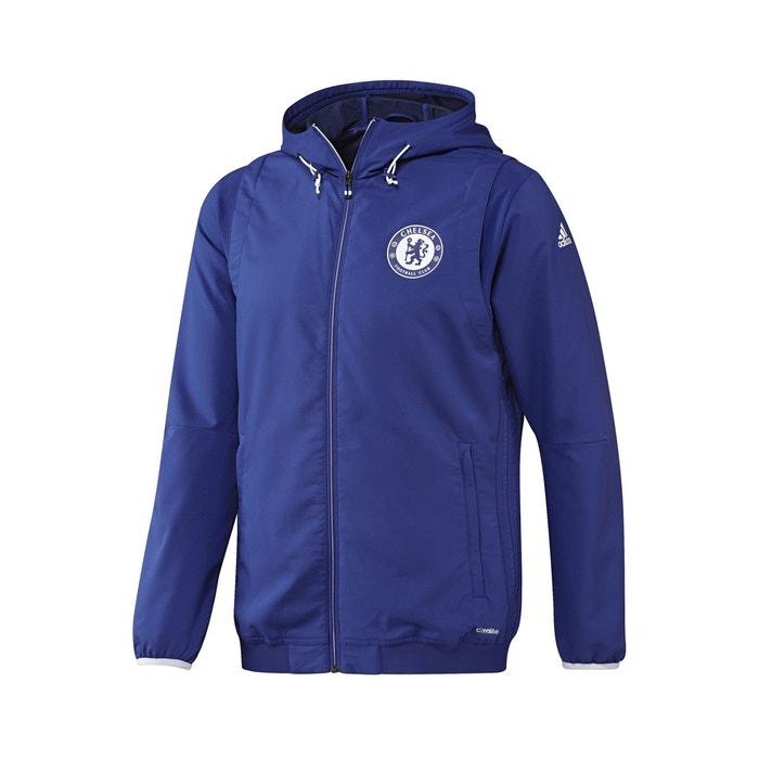 Chelsea Homme Fc Bleu Adidas Jacket Veste Climalite vSZwwOFqx