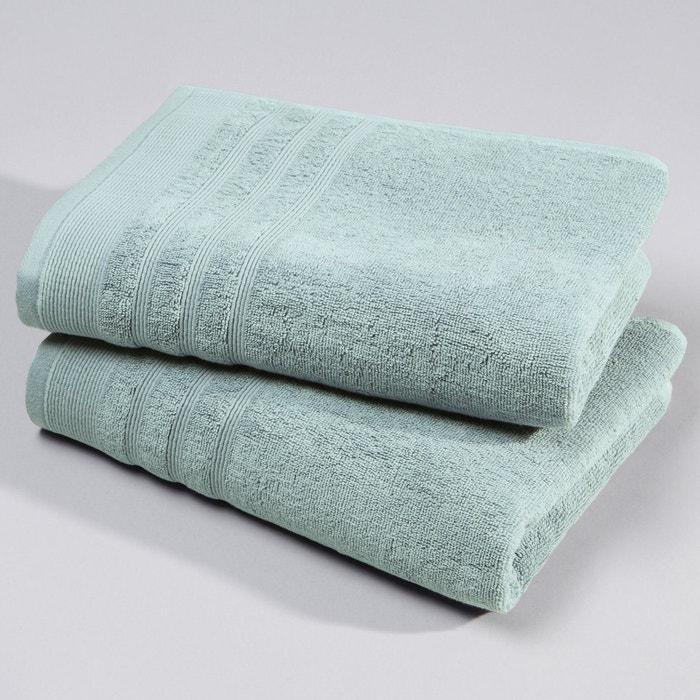 afbeelding Handdoek 600 g/m² (set van 2), Kwaliteit Best La Redoute Interieurs