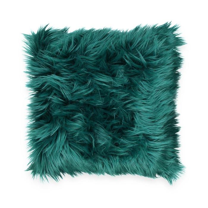 Чехол на подушку из искусственного меха LIVIO  La Redoute Interieurs image 0
