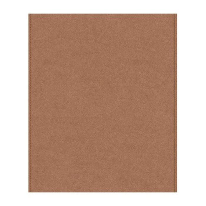 papier peint imitation cuir avec couture home maison la redoute. Black Bedroom Furniture Sets. Home Design Ideas