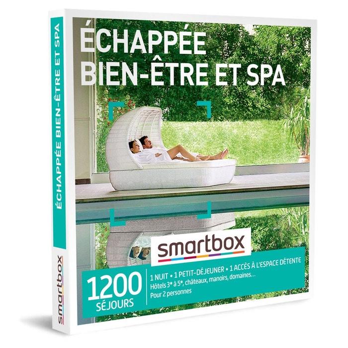 chapp e bien tre et spa smartbox coffret cadeau s jour smartbox la redoute. Black Bedroom Furniture Sets. Home Design Ideas