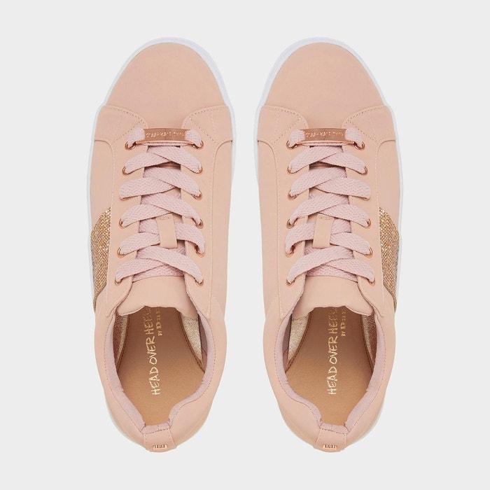 Baskets à lacets ornées de strass - embellish Head Over Heels By Dune