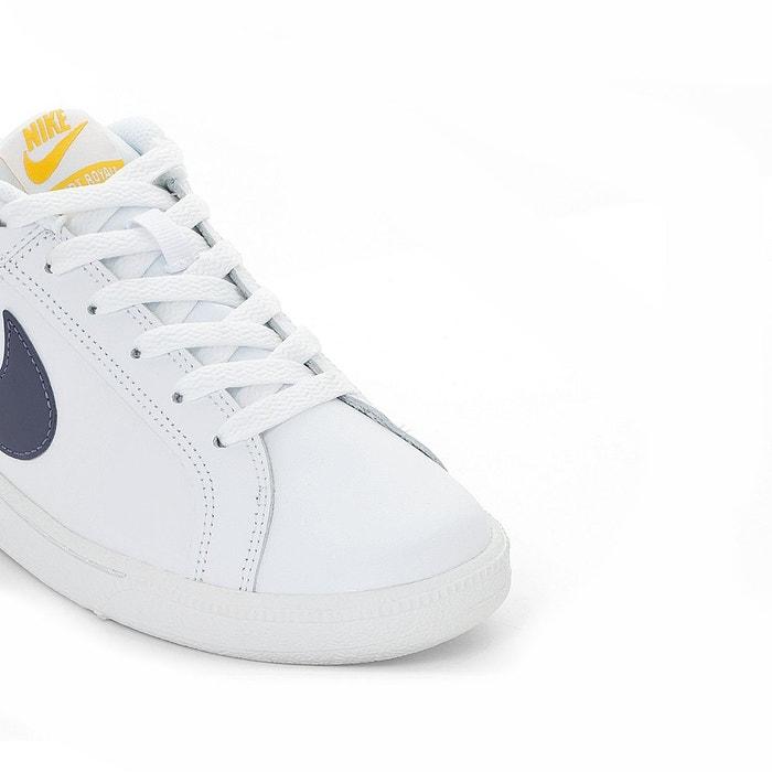 Baskets court royale blanc/bleu Nike